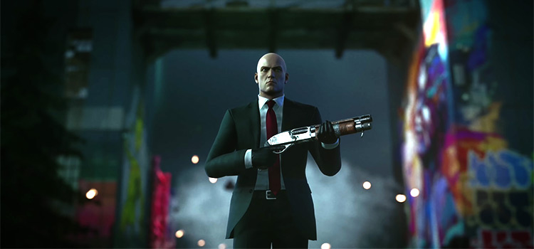 Hitman 3 Modded (Agent 47 Preview)