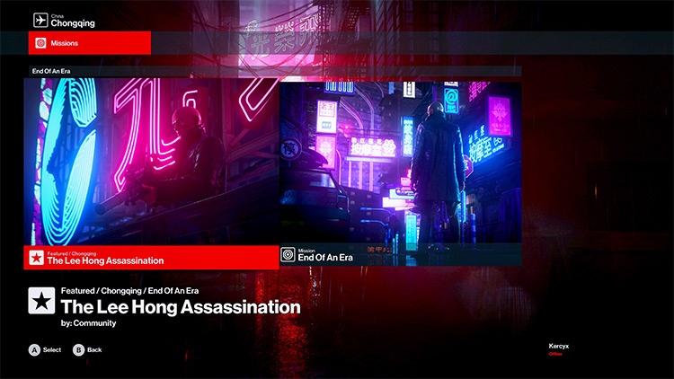 The Lee Hong Assassination Mod for Hitman 3
