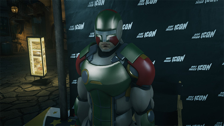 The Icon Suit Mod for Hitman 3