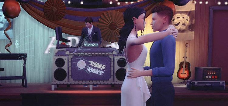 Best Sims 4 Prom & School Dance Pose Packs