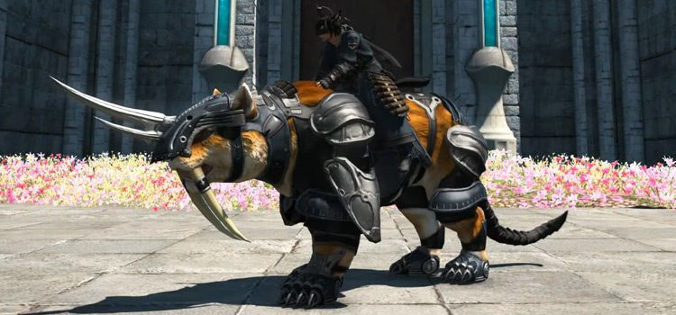 The Best Tank Mounts in FFXIV (Ranked)