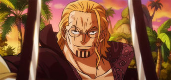 Silvers Rayleigh from One Piece Anime