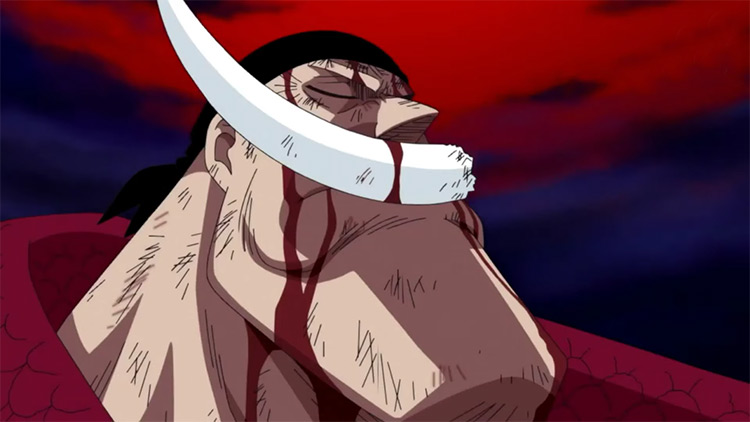 Edward Newgate from One Piece screenshot