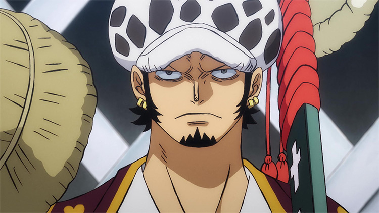 Trafalgar Law from One Piece screenshot