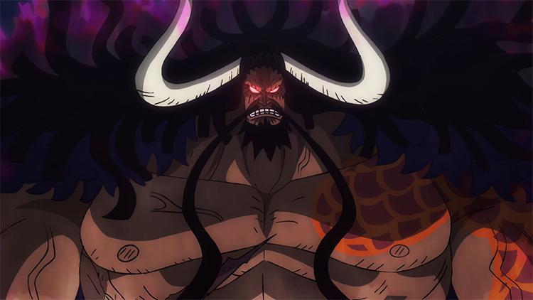 Kaido from One Piece screenshot