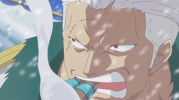 Smoker from One Piece screenshot