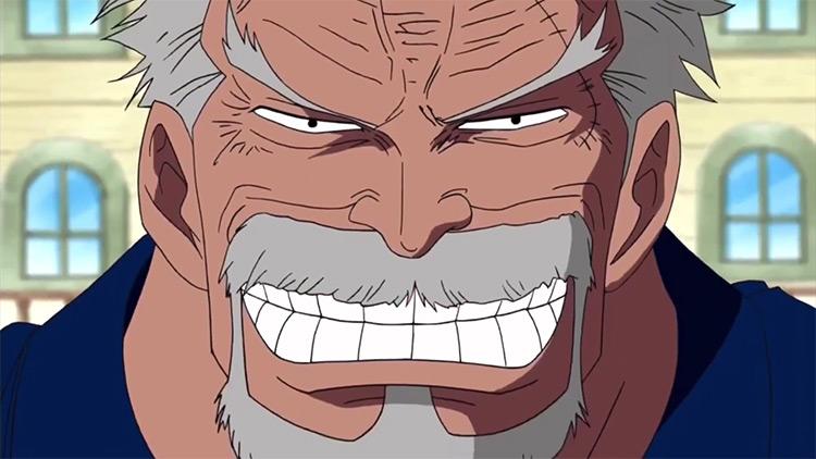 Monkey D. Garp from One Piece screenshot