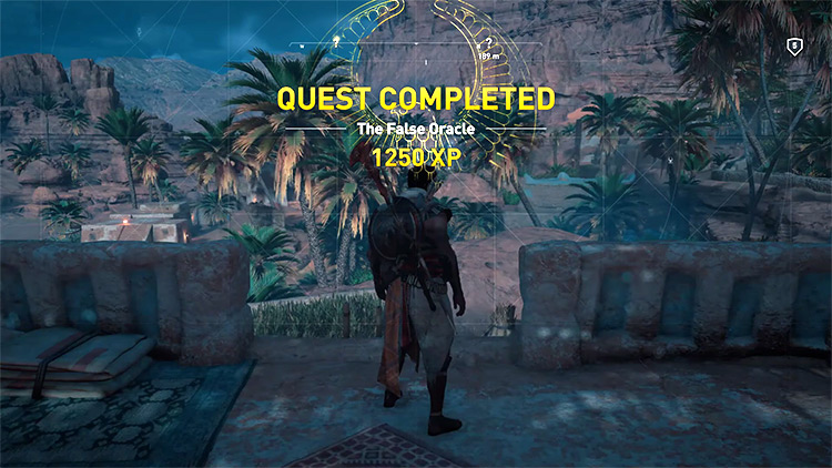 Resetting Quest Objectives in Assassin's Creed Origin