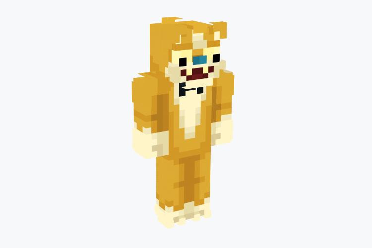 Squanchy Minecraft Skin