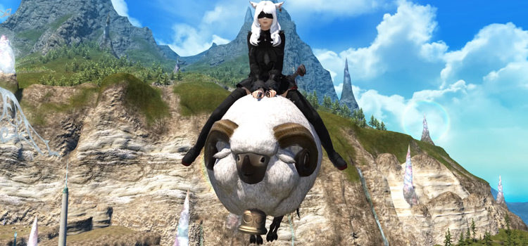 Top 10 Cutest Mounts in Final Fantasy XIV (Ranked)