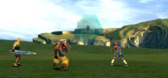 Greater Sphere Battle in FFX HD