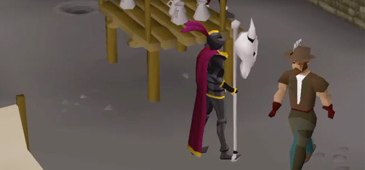 20 Best OSRS F2P Items & Gear (And How To Get Them)