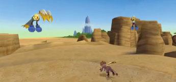 Aerial Knockers in Pride Lands (KH2.5 HD ReMIX)