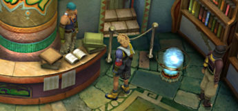 Ropp Close-up Blitzball Scouting Location / FFX HD