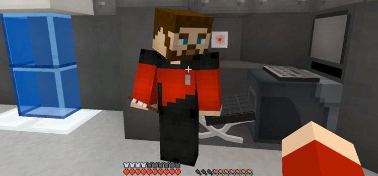 The Best Star Trek Skins For Minecraft (All Free)
