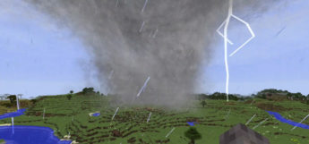 Minecraft: The Best Weather & Climate Mods