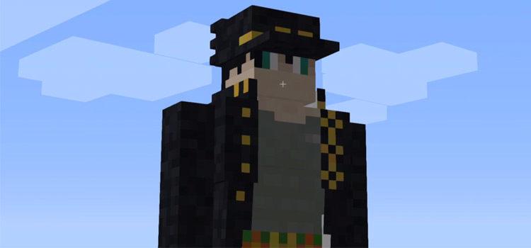 Best JoJo's Bizarre Adventure Skins For Minecraft (All Free)