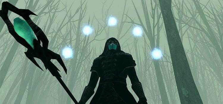 The Best Sorcerer Weapons in Dark Souls 2