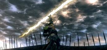 Lightning Spear in Dark Souls Remastered