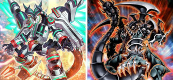 Borreload Dragon Savage & Dark Armed Dragon YGO