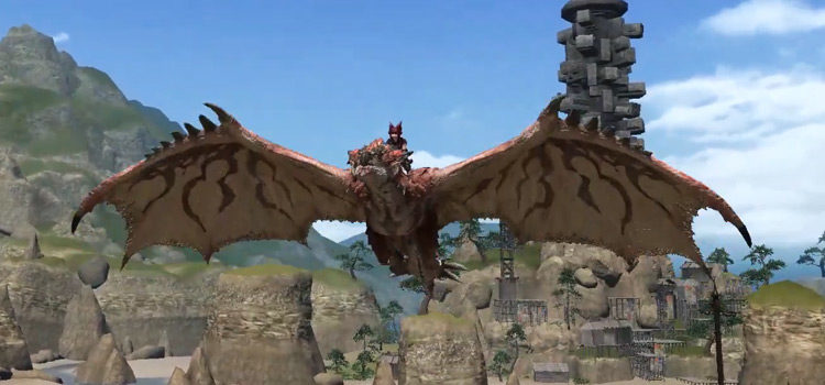 The Best Flying Mounts in Final Fantasy XIV (Ranked)