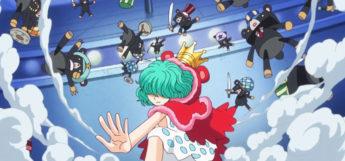 Hobby Hobby Fruit with Sugar (One Piece Anime)