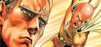 One Punch Man Manga Cover (Volume 8)
