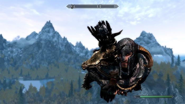 Flying Mod Skyrim