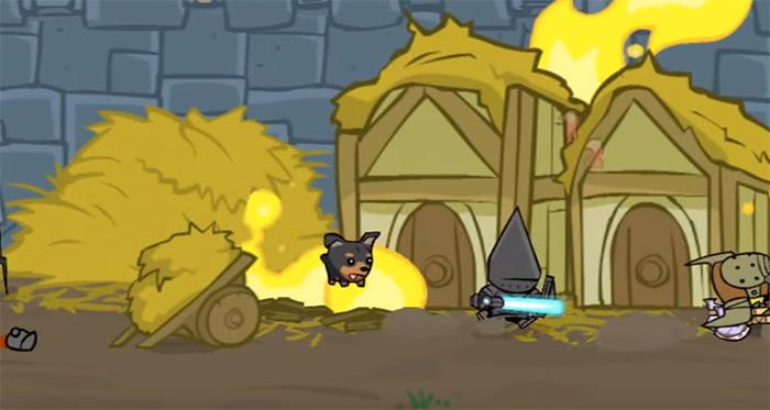 Conehead Castle Crashers