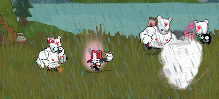 Bear Castle Crashers