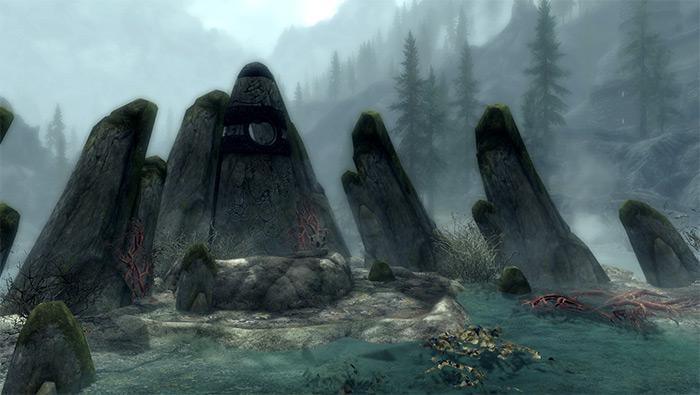 Atronach Stone in Skyrim