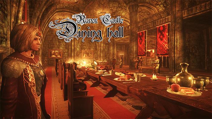 Raven Castle mod