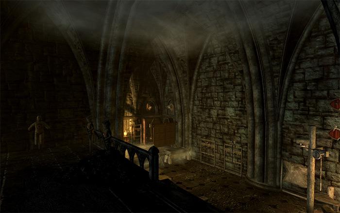 Castle Volkihar Rebuild mod