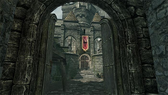 Castle Riverwood mod