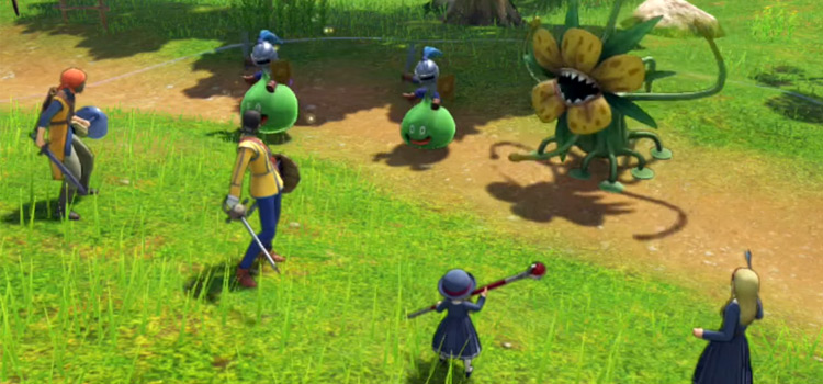 15 Best Dragon Quest OST Songs (From All Games)