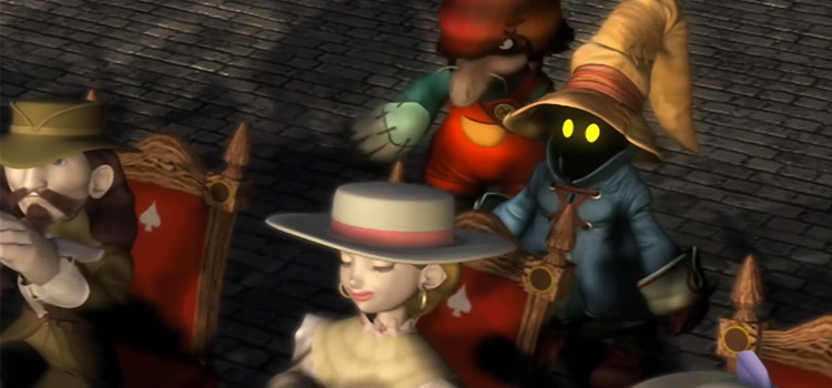 The Best Characters In Final Fantasy IX (Ranked)