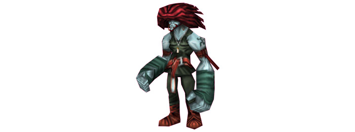 Amarant Coral in FF9