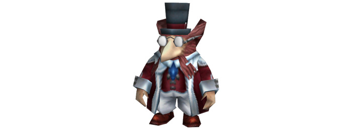 Doctor Tot FF9 character