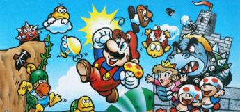 Best Super Mario Bros - official nintendo art