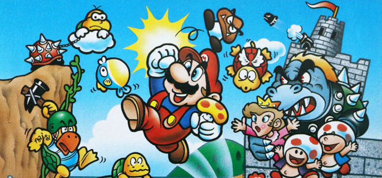 Best Music From The Super Mario Games: Our Top 20 Songs, Ranked