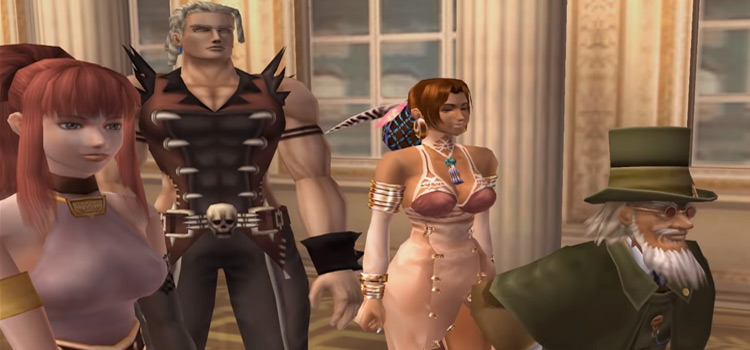 10 Best Characters in Shadow Hearts: Covenant
