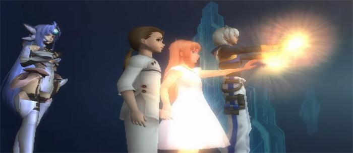 Xenosaga Episode III gameplay