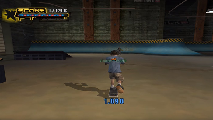 THPS Underground 2 gameplay