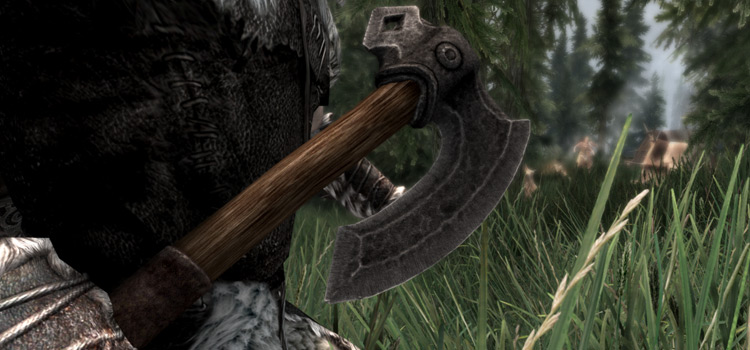 20 Best War Axes in Skyrim (Our Top Picks Ranked)