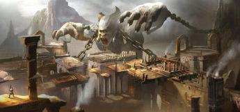 GoW Prometheus promo artwork