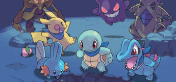 Pokemon Mystery Dungeon - Cover Artwork preview