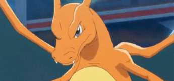 Charizard angry face