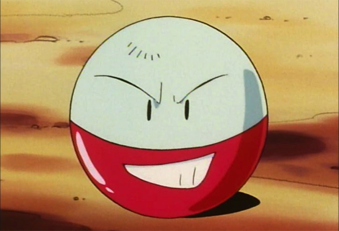 Electrode Pokemon