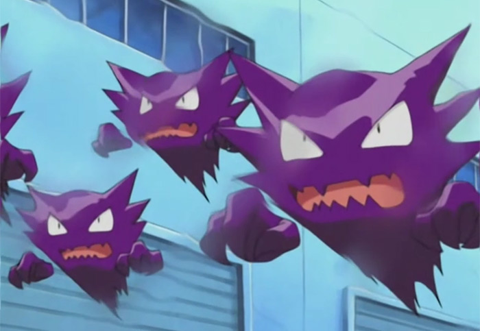 creepy Haunter