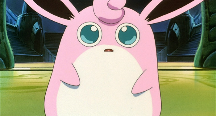 Evolution form Wigglytuff